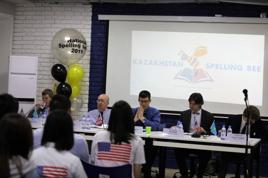 2 March 2019National Spelling Bee 2019